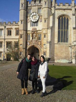 Visiting Cambridge Colleges
